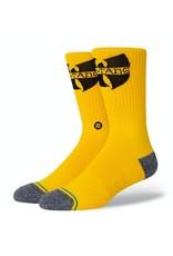 Stance Socks LIFE WUTA THE WU YELLOW