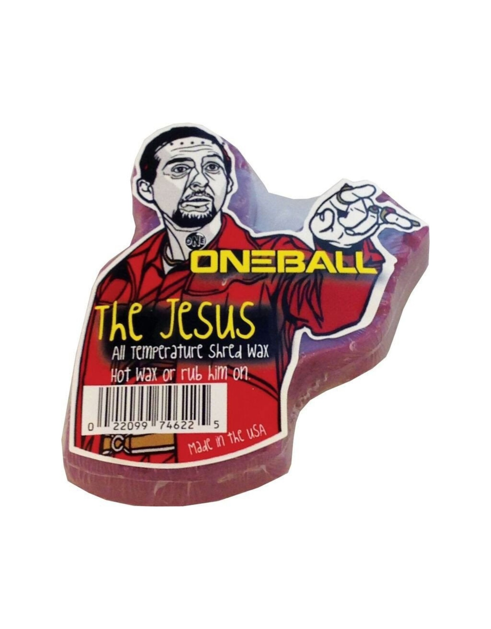 Oneball Mfg. THE JESUS WAX