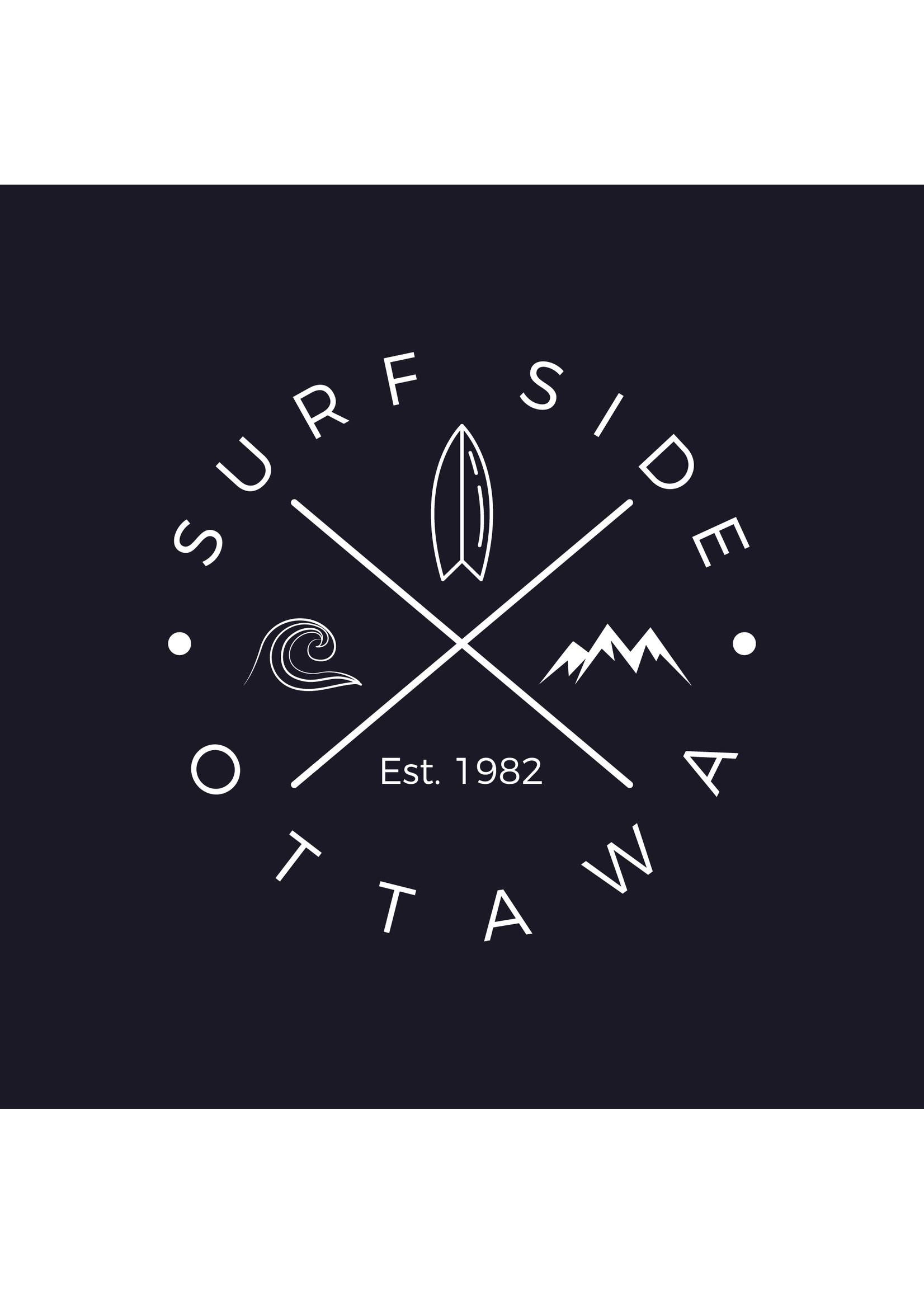 Surf Side SURF SIDE OTTAWA CREWNECK