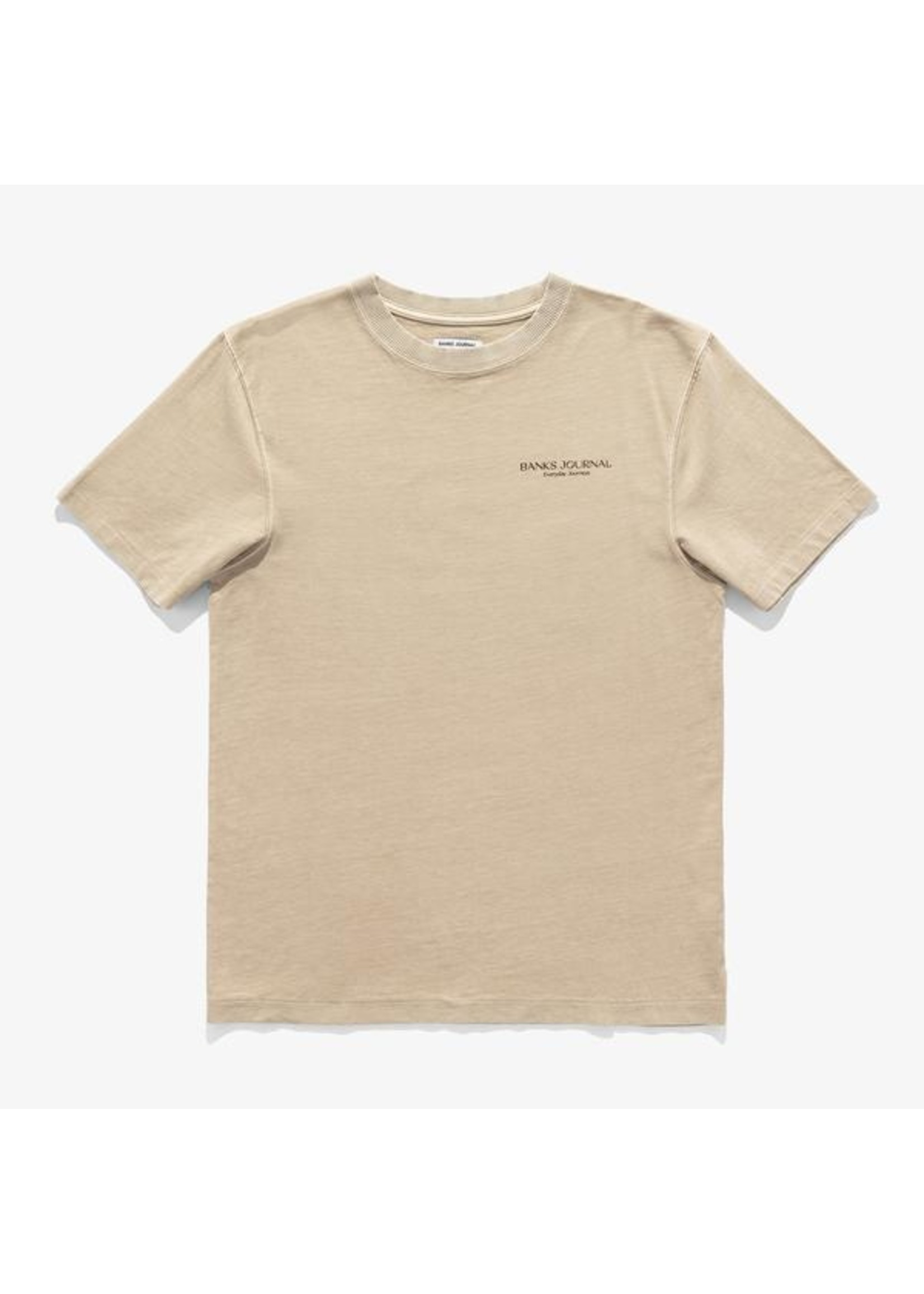 Banks Journal RAINBOW TRADER TEE