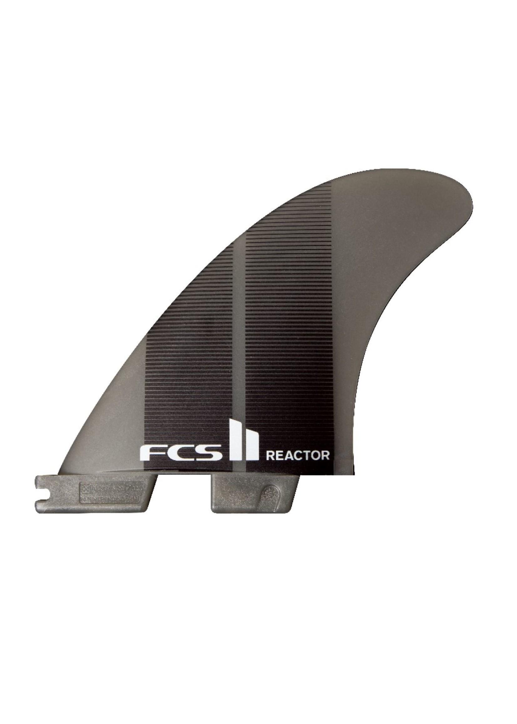 FCS FCS II REACTOR NEO GLASS (MEDIUM) TRI FINS