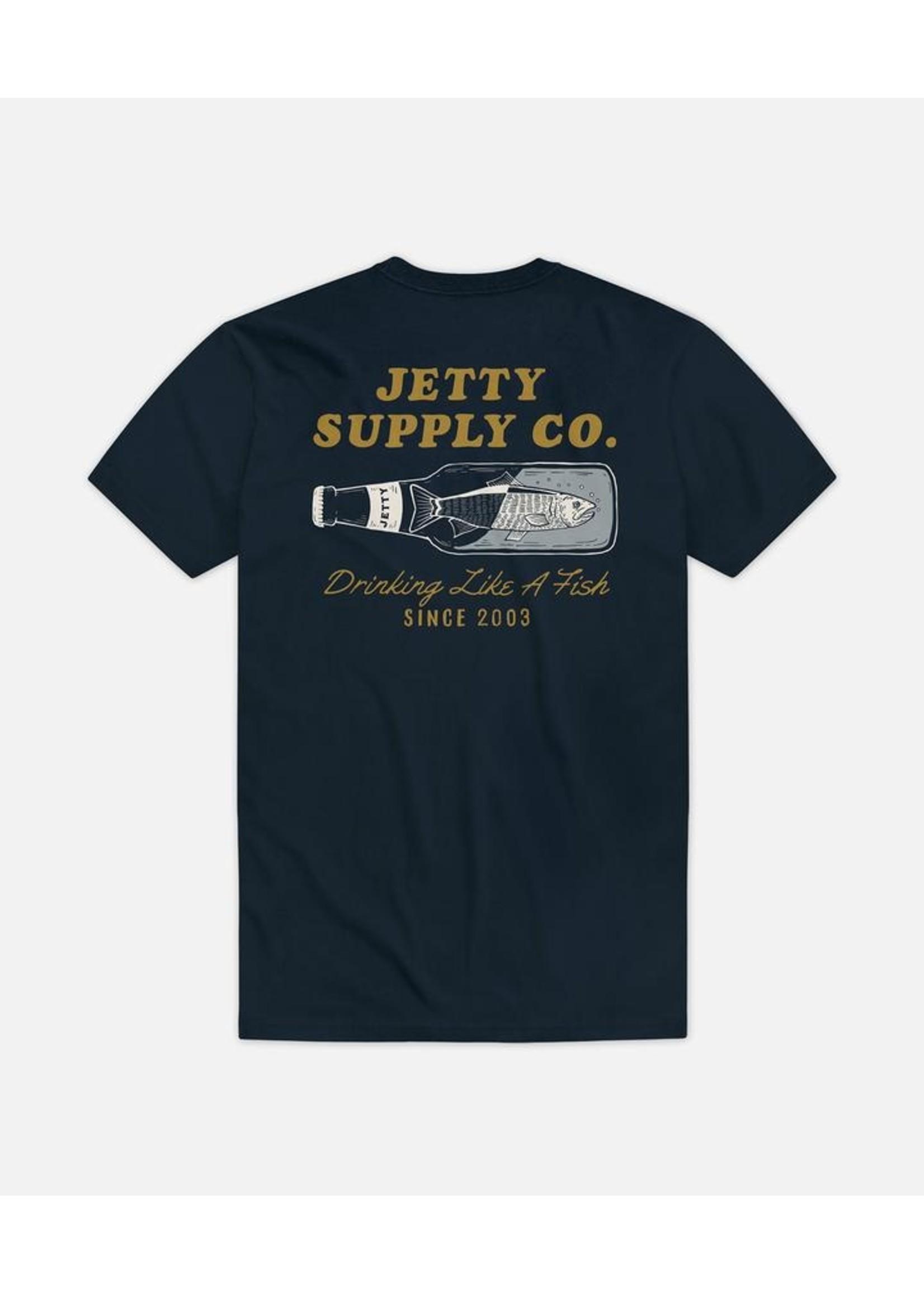 Jetty DRINKFISH T-SHIRT