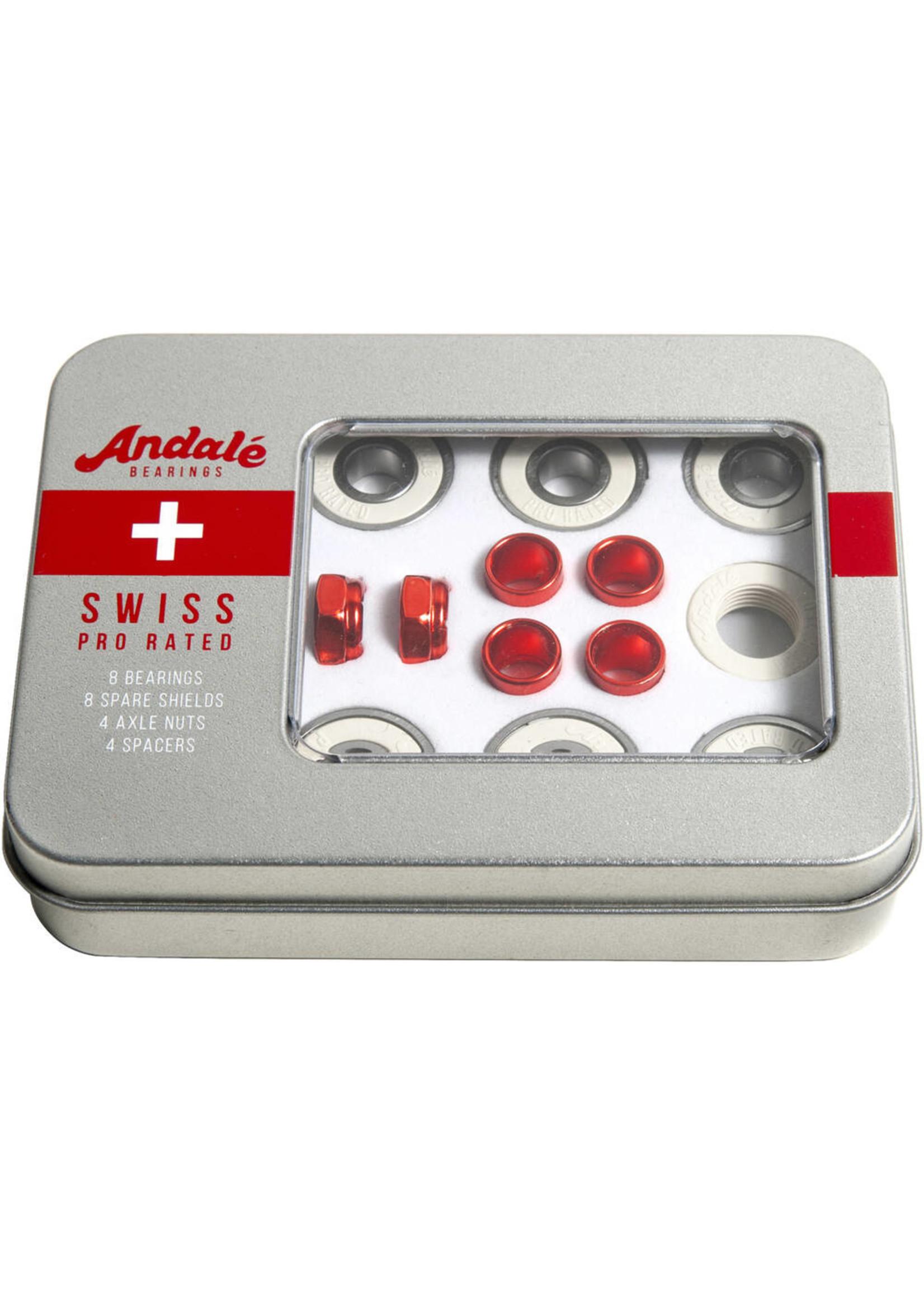 ANDALÉ SWISS TIN BOX BEARING KIT