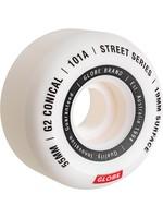Globe G2 CONICAL STREET WHEEL (White/Essential)