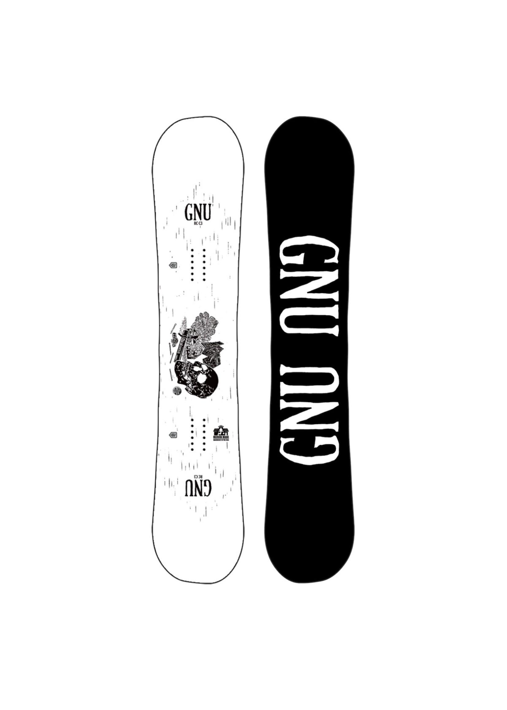 Gnu RCC3 158W