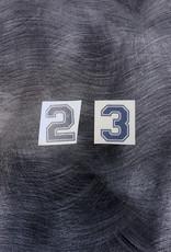 Number Tattoo