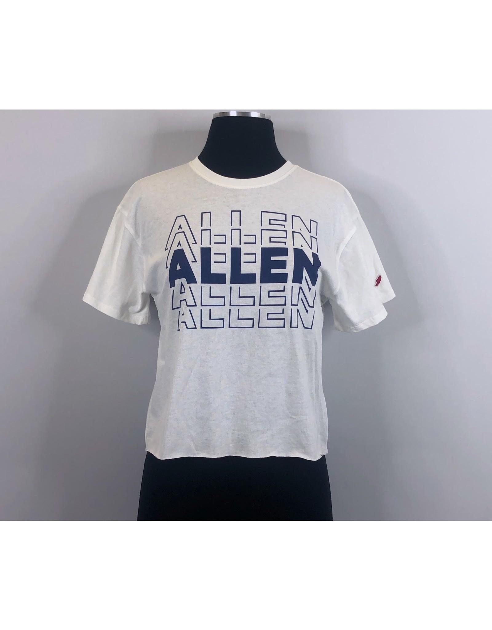 League Clothesline Crop Top