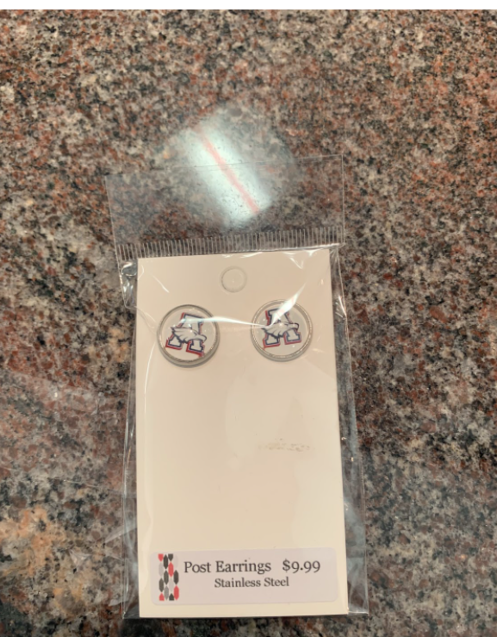 Allen Ear Studs