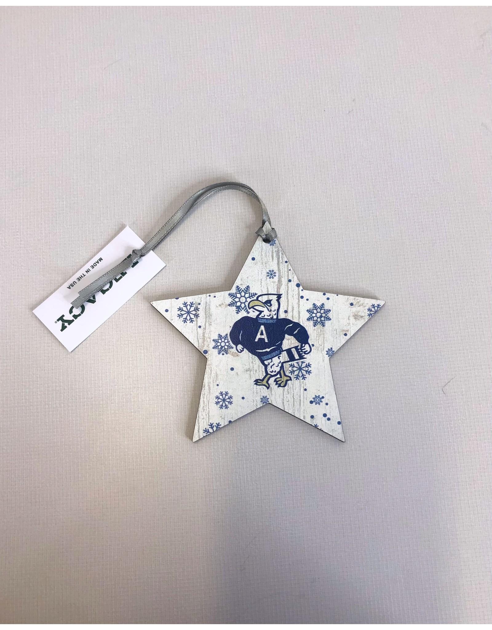L2 Brands Snowflakes Champ Ornament