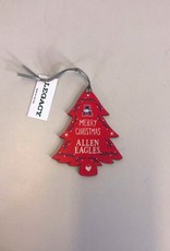 L2 Brands Merry Christmas Tree Ornament