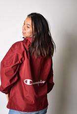 Champion Packable Jacket Garnet