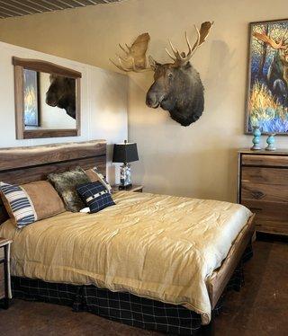 Fish Moose Mount