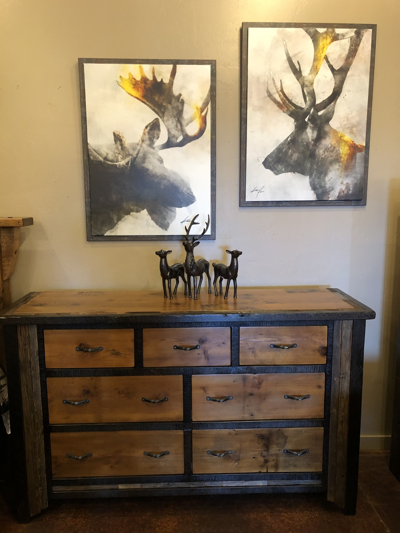 Cody Cody 7 Drawer Dresser