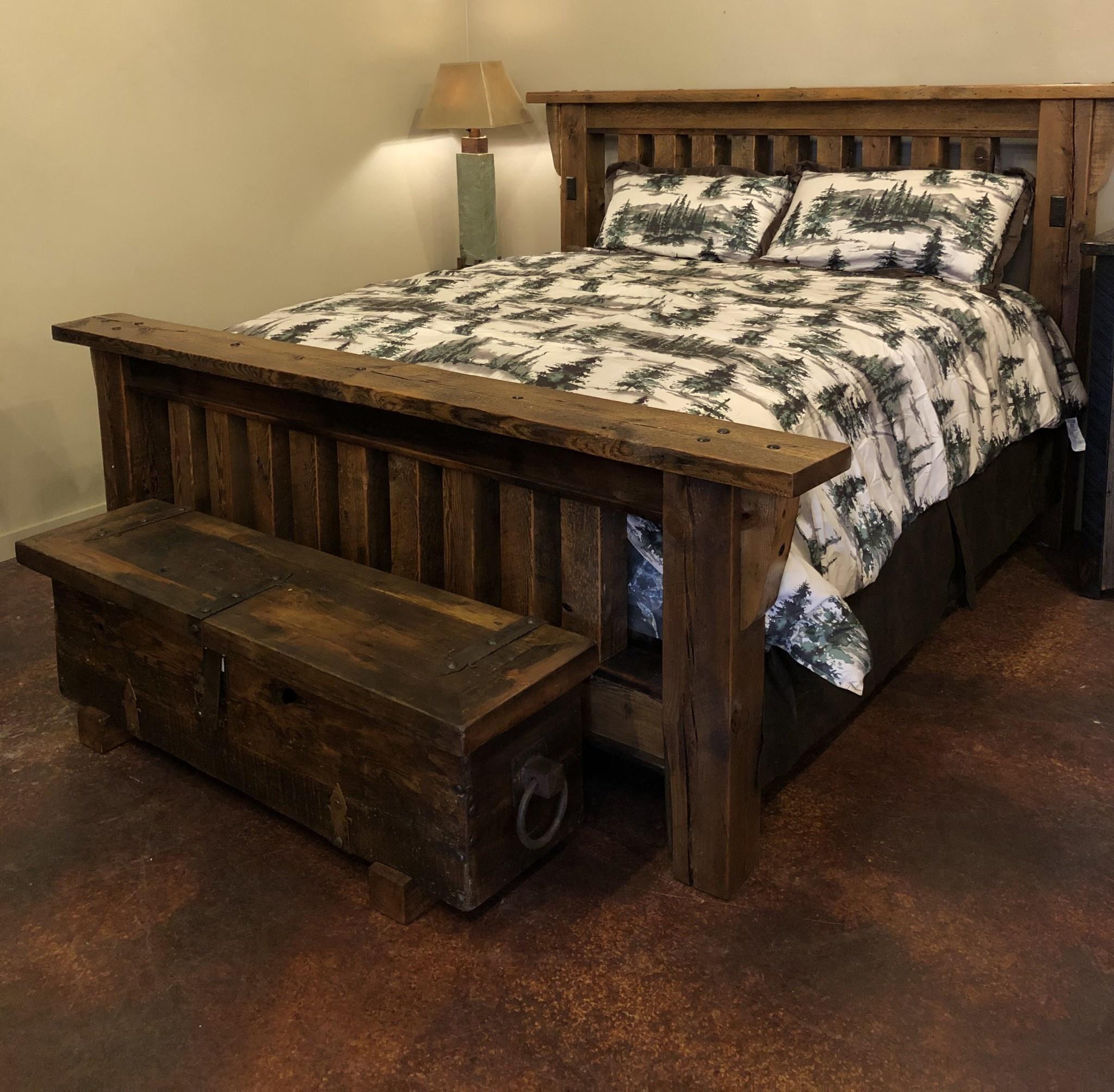 Stony Brooke Royal Timber King Bed