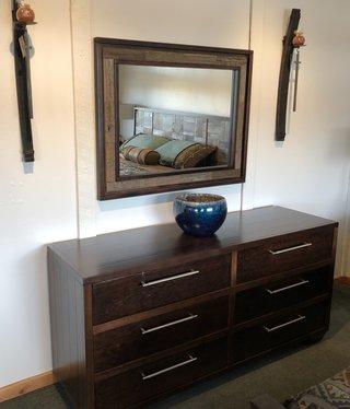 Transformation Transformation Dresser Mirror
