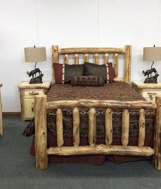 Hiend Cascade Lodge Bedding Set Queen