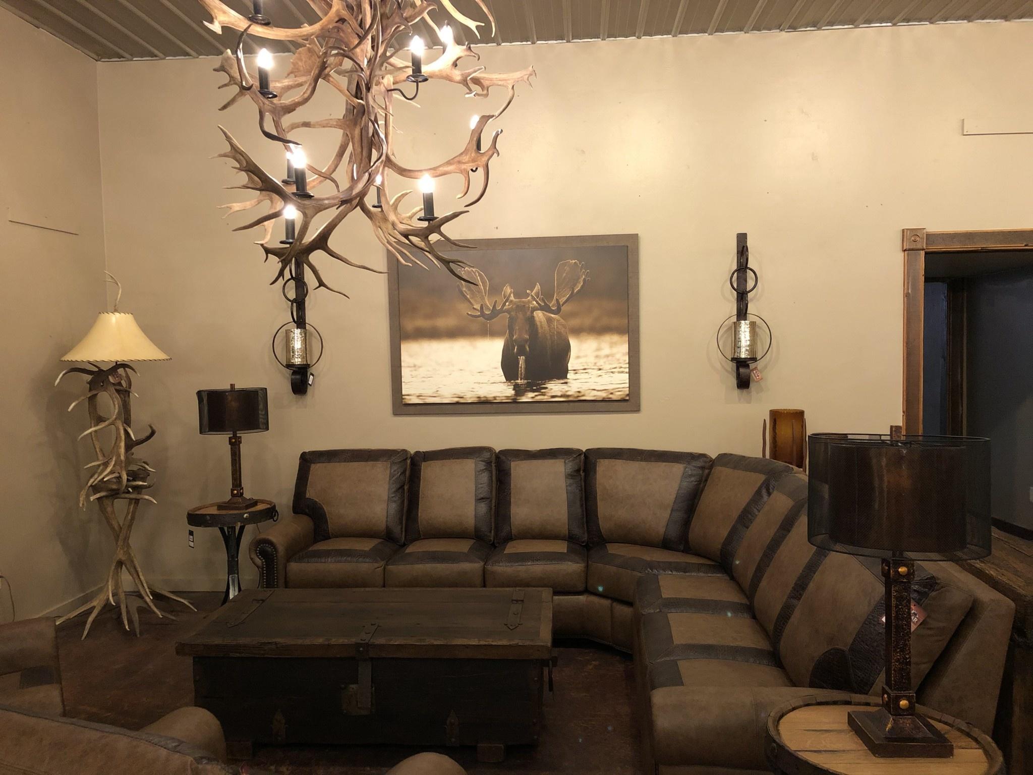 Artisans Old Wood Chunky Baul Coffee Table 60x30x20H