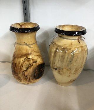 "Don Noble 11"" Aspen Vase"
