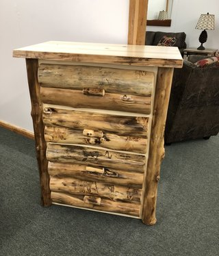 Co-ALBC Aspen 4 drawer Chest