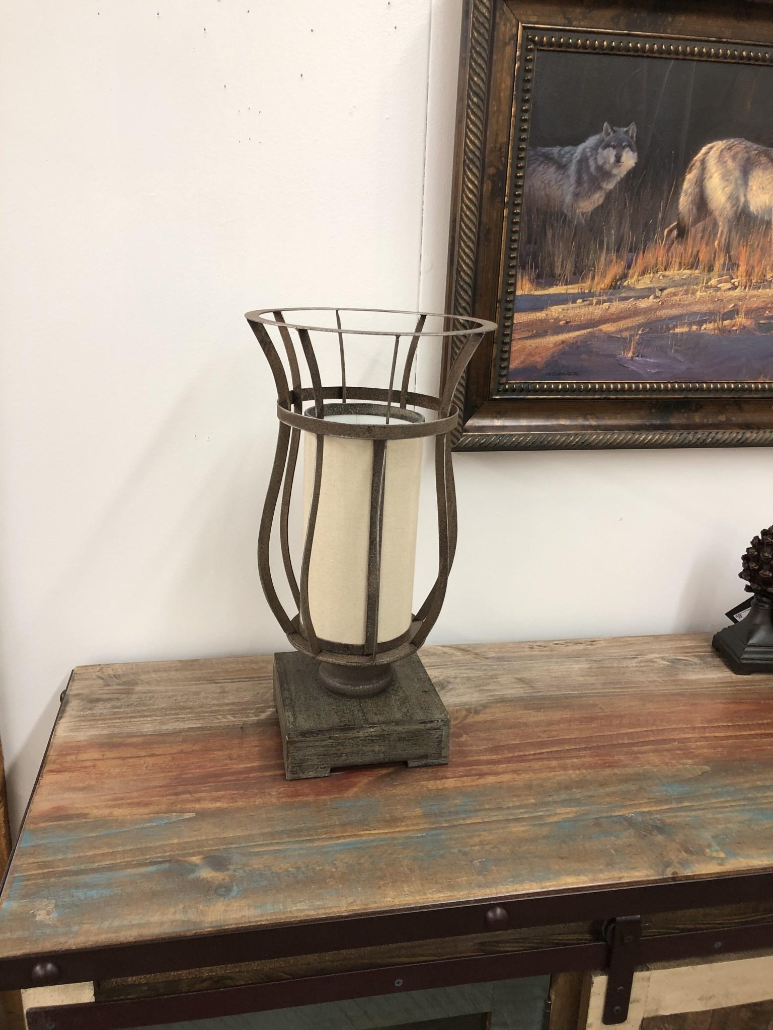 Uttermost Minozzo One Light Accent Lamp
