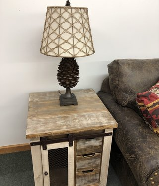 IFD 9661- End Table