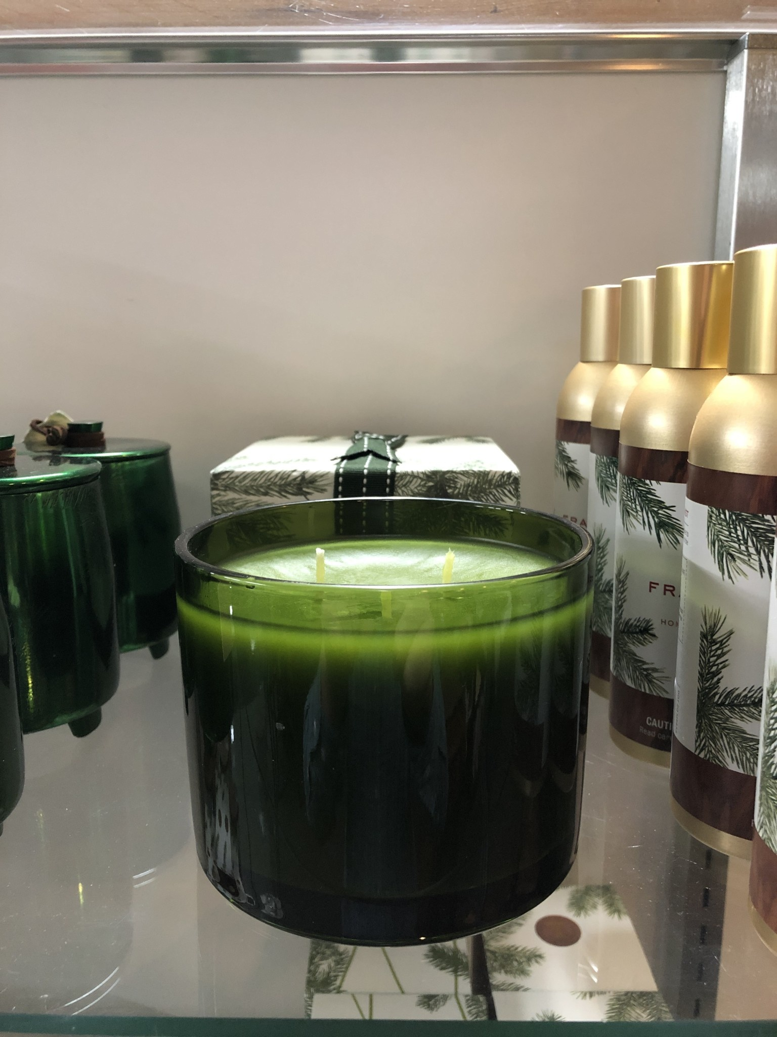 Frasier Fir Poured Candle 3-wick