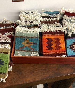 Escalante Rugs Zapotec Coaster