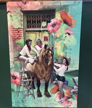 TAC Cowgirl Car Wash