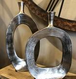 Uttermost Kyler Vases Set/2 in Bronze