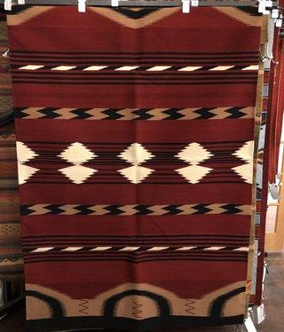 """Co-Escalante Zapotec """"Navajo Nino"""" 4x6  ER8212"""