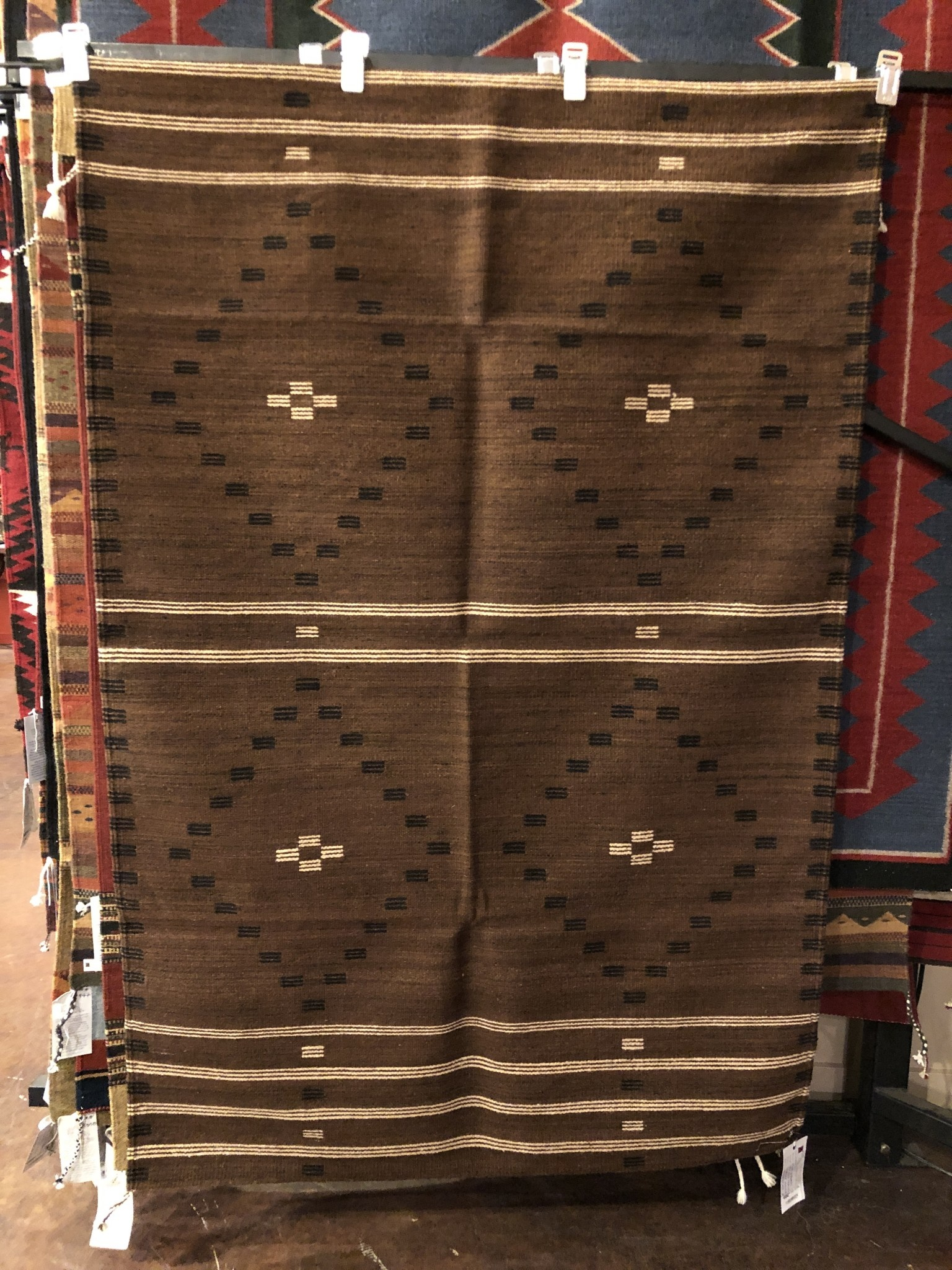 """Co-Escalante Zapotec """"First Mesa Tobacco""""  4x6  ER9232"""