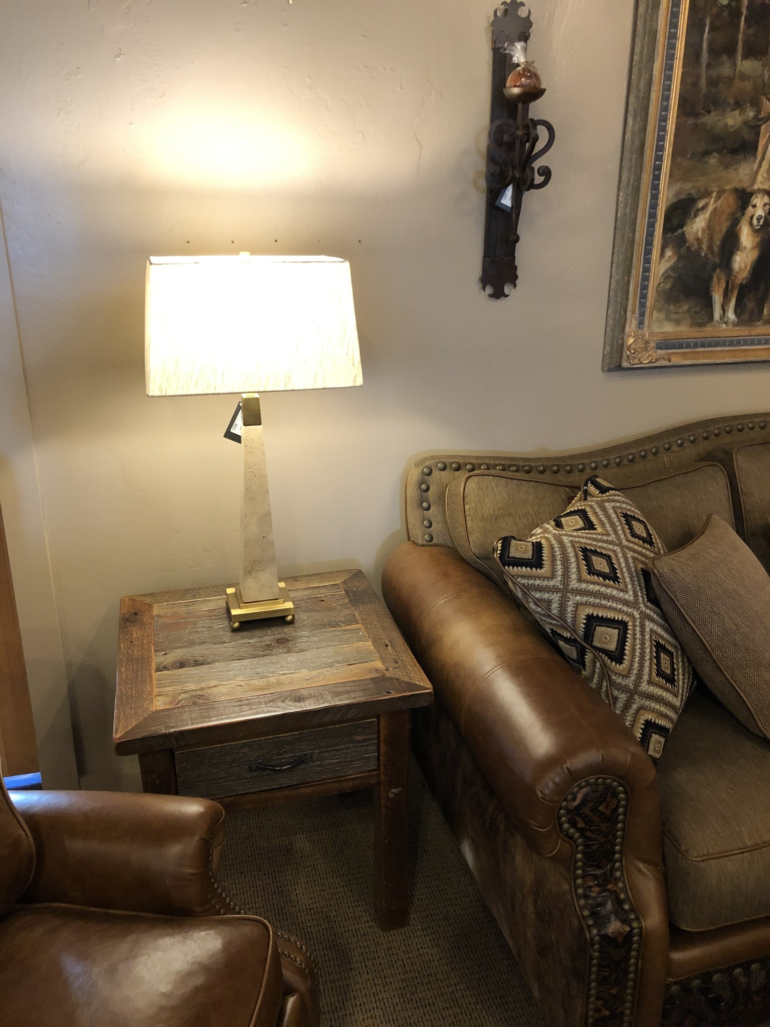 Uttermost Montolo One Light Table Lamp