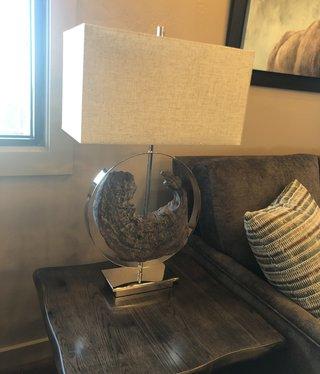 Uttermost Ambler One Light Table Lamp