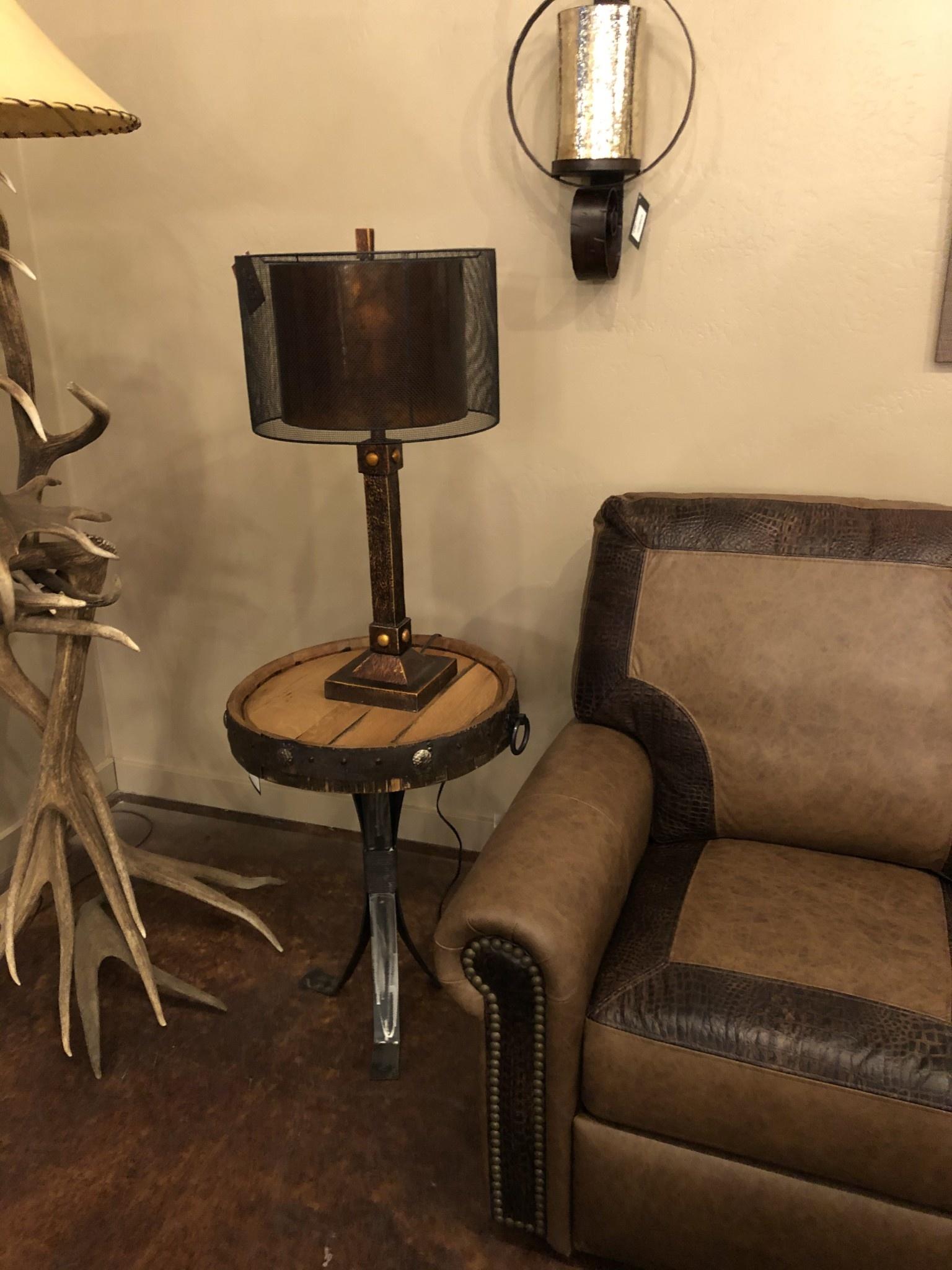 Crestview Montana Table Lamp