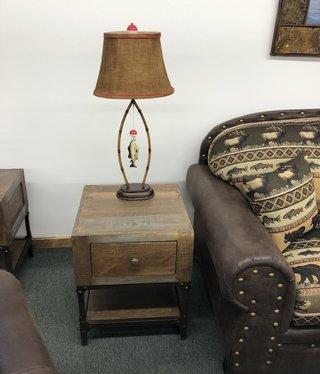 Crestview Fish Creek Table Lamp