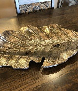 Crestview Tropical Palm Platter