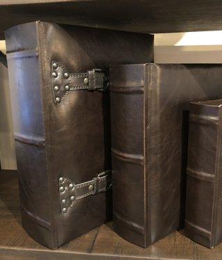 Uma S/3 WD Leather Books