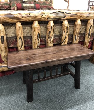 Co-ALBC 3' Hickory Bench
