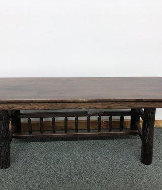 Co-ALBC 4' Hickory Bench