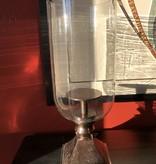 Uma Alum Glass Hurricane
