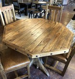 "Green Gables Humboldt 54"" Octagon Gathering Table"