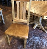 Green Gables Stony Brook Chair w/leather Seat