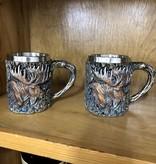 Unison Gifts Wood Like Moose Mug
