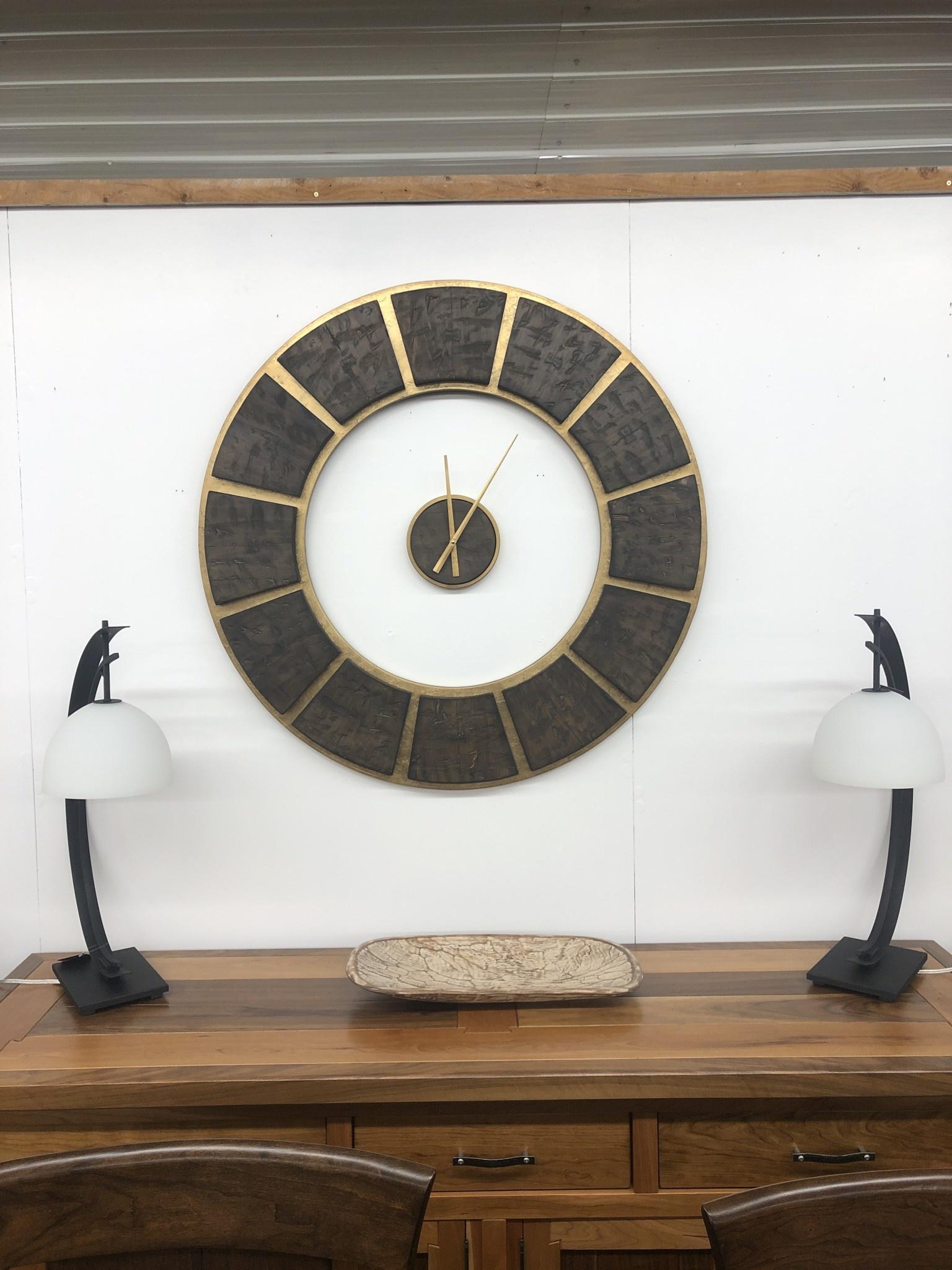 Uttermost Kerensa Wall Clock