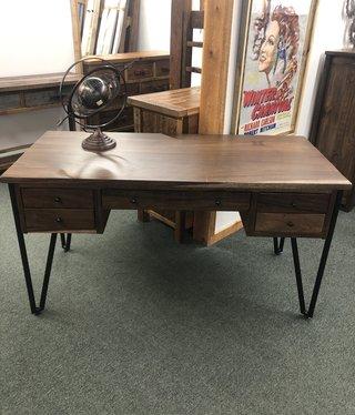 IFD 864-Taos  5 Drawer Desk 60x28x31.5