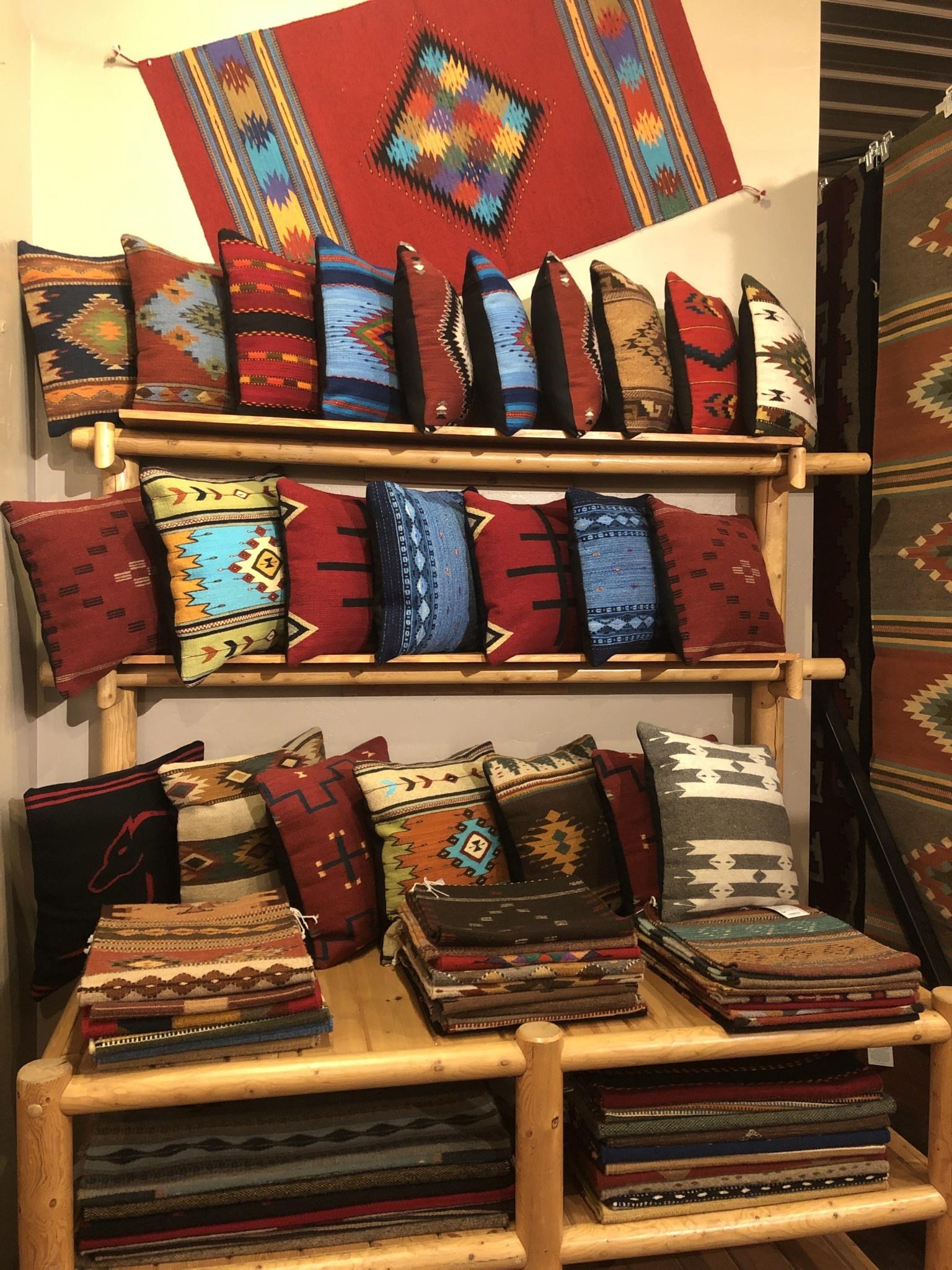 Co-Escalante Zapotec Pillow - MEDIUM  19x19