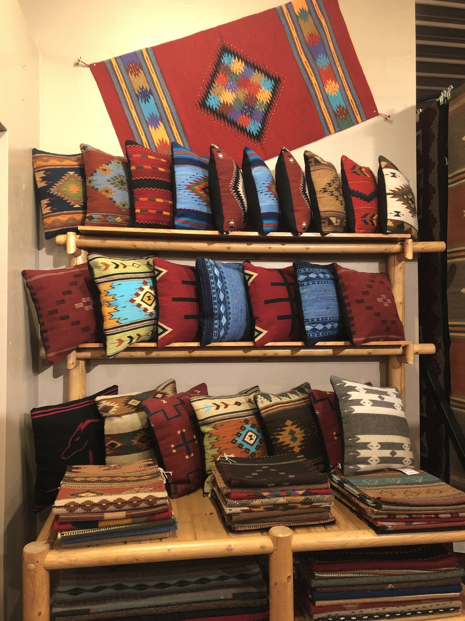 Co-Escalante Zapotec Pillow-SMALL 14x18