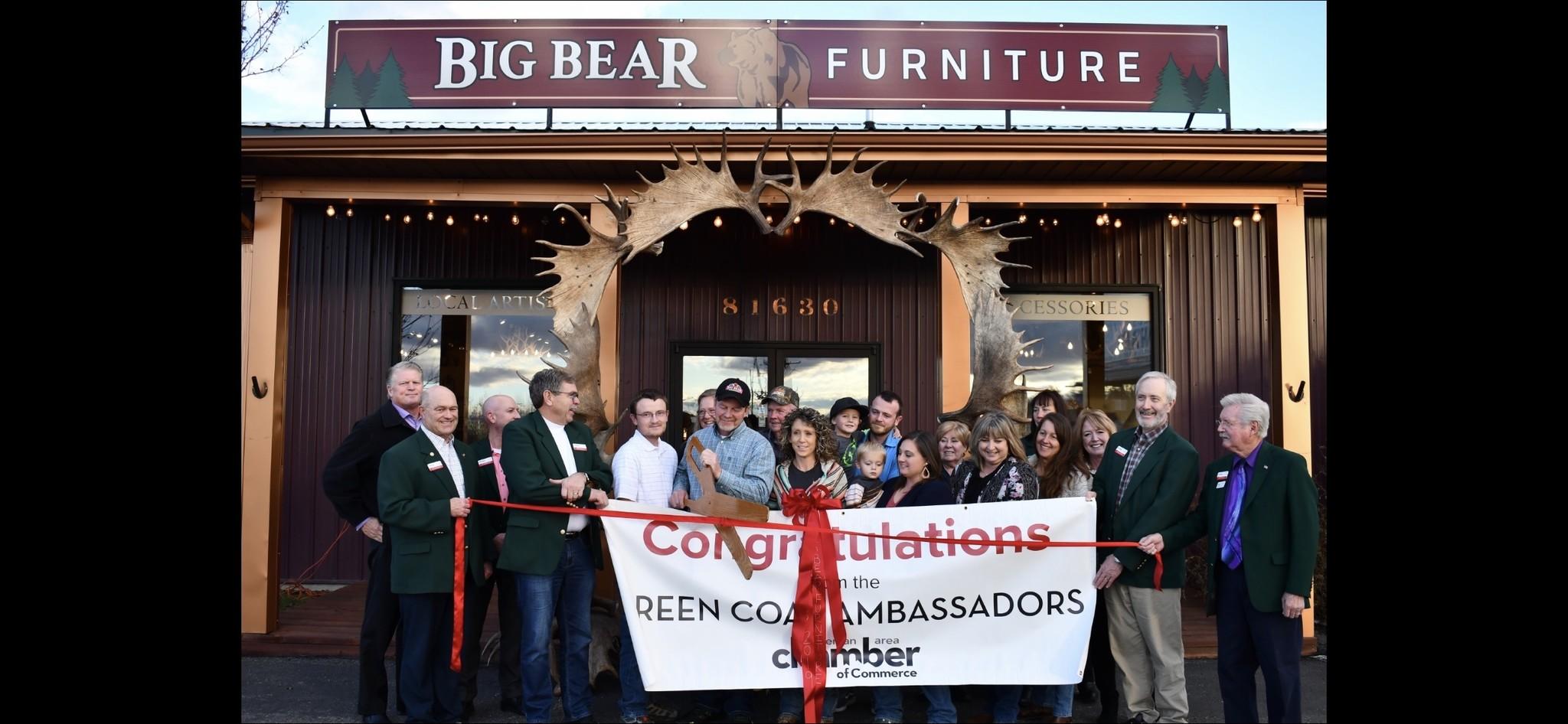 Welcome to Big Bear Furniture