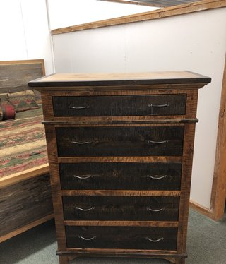 Green Gables Glen Falls 5 Drawer Chest  53.5H x 40W x 20D