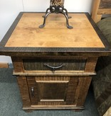 Green Gables Glen Falls Nightstand 28H x 24W x 24D